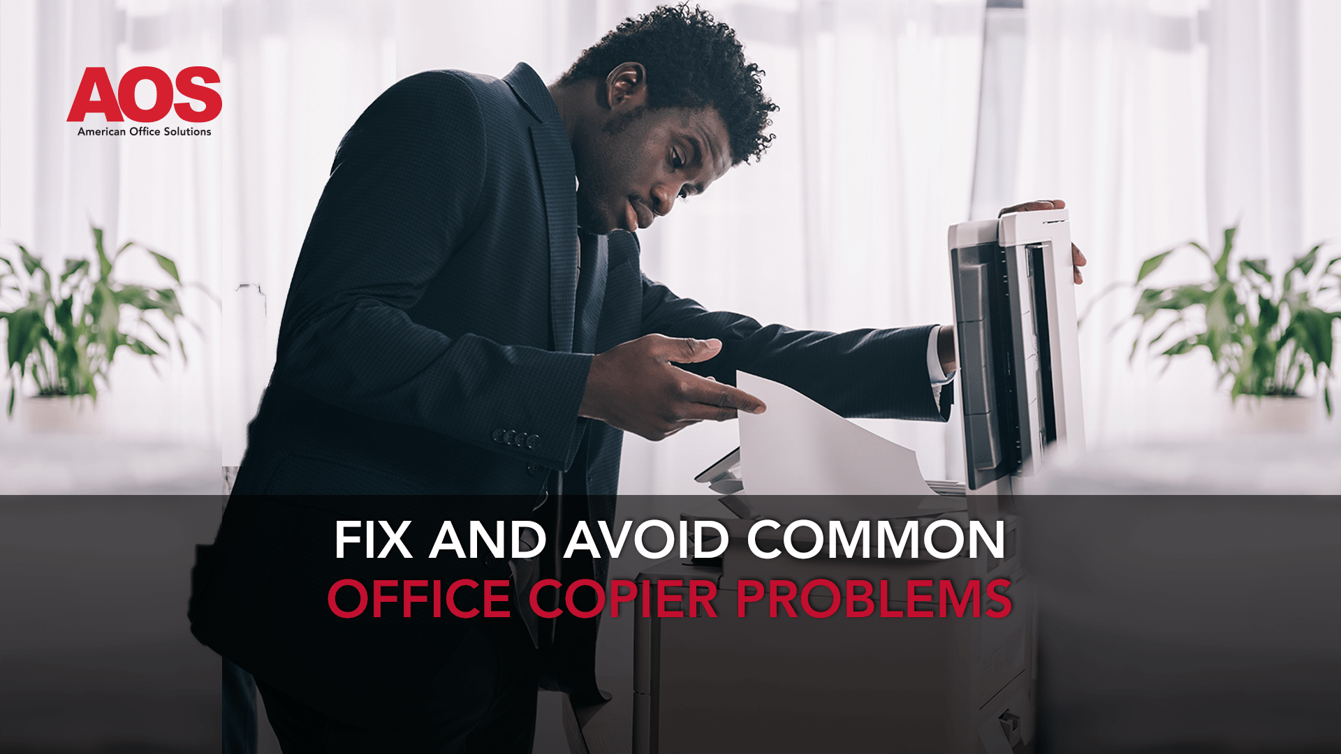How do I Fix and Avoid Common Office Copier Problems?