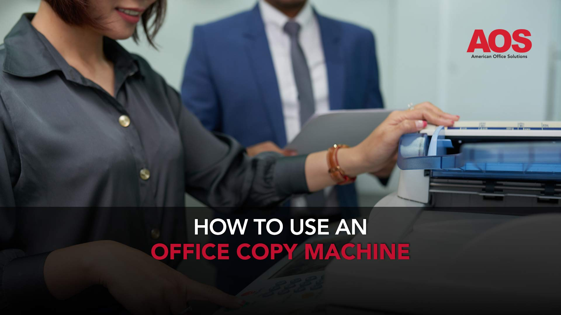 Next How To Use An Office Copy Machine