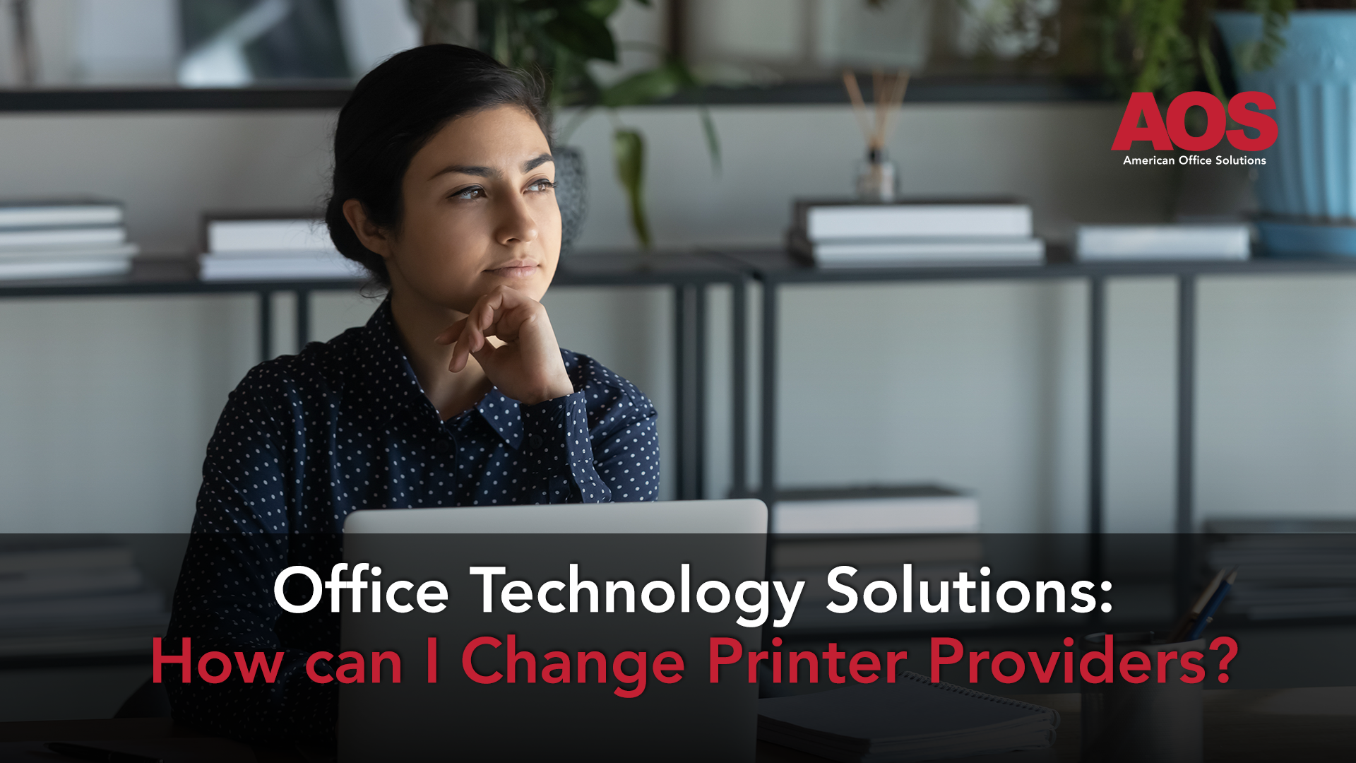 Office Technology Solutions: How Can I Change Printer Providers?