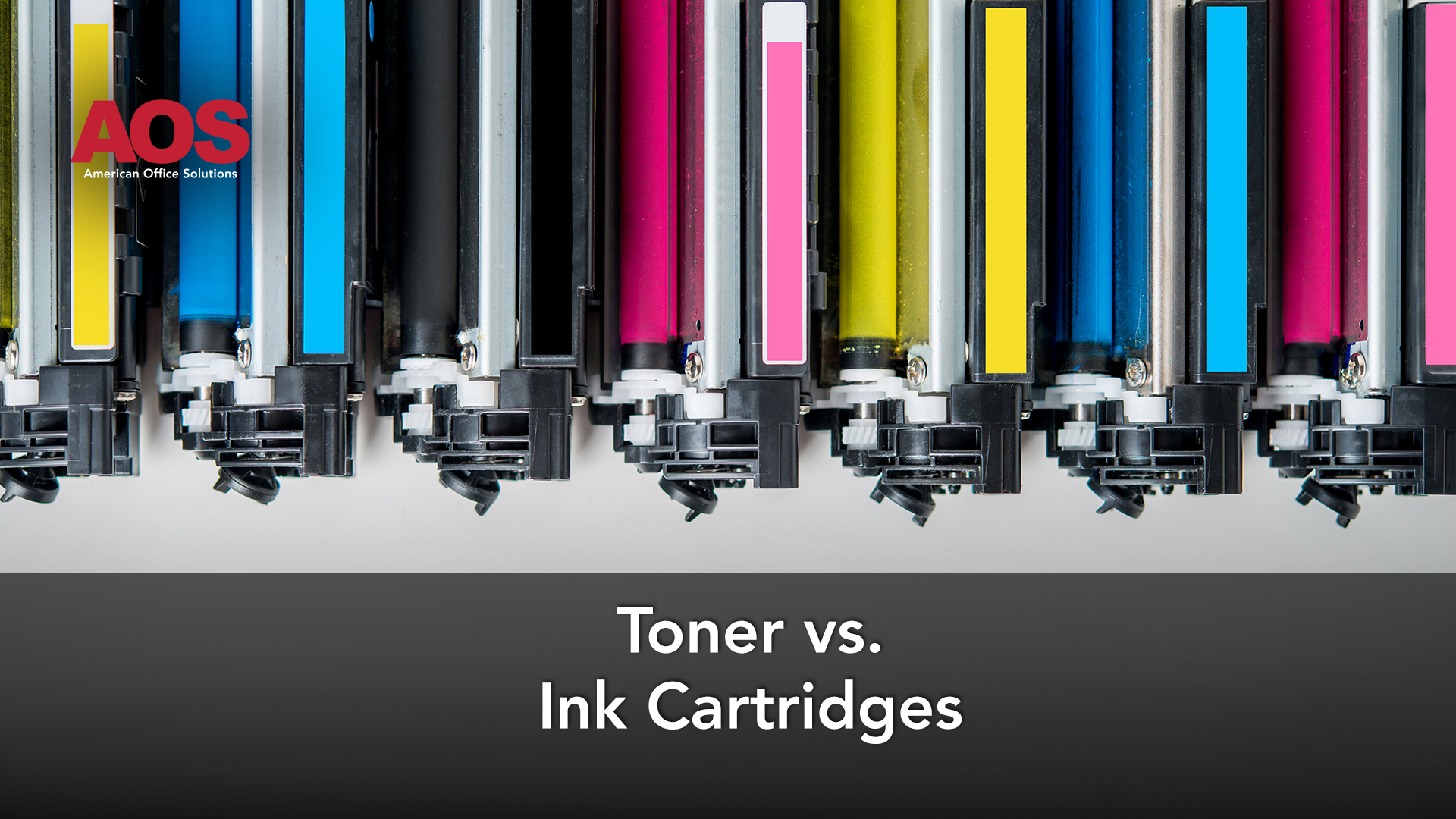 Toner vs Ink Cartridges