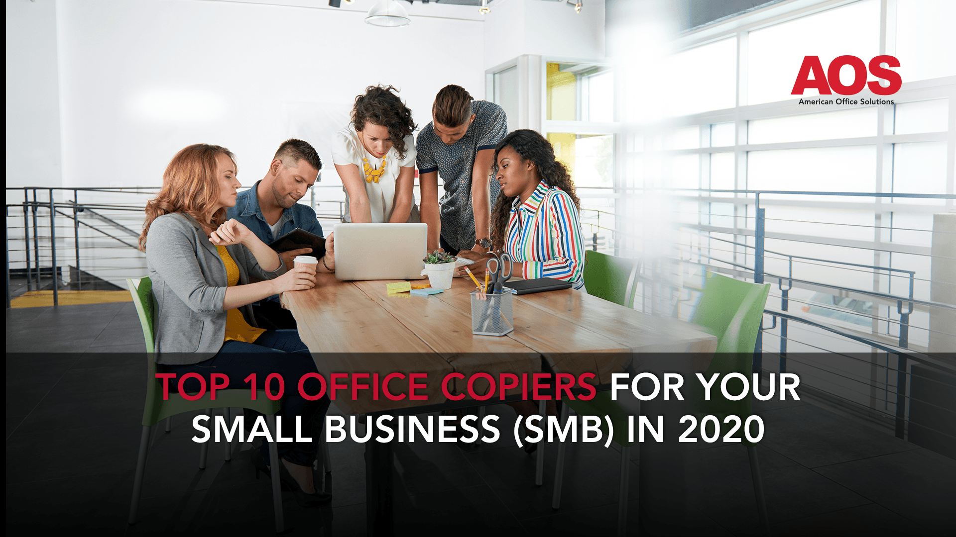 Top 10 Office Copiers For Your SMB in 2020