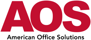 American Office Solutions Logo