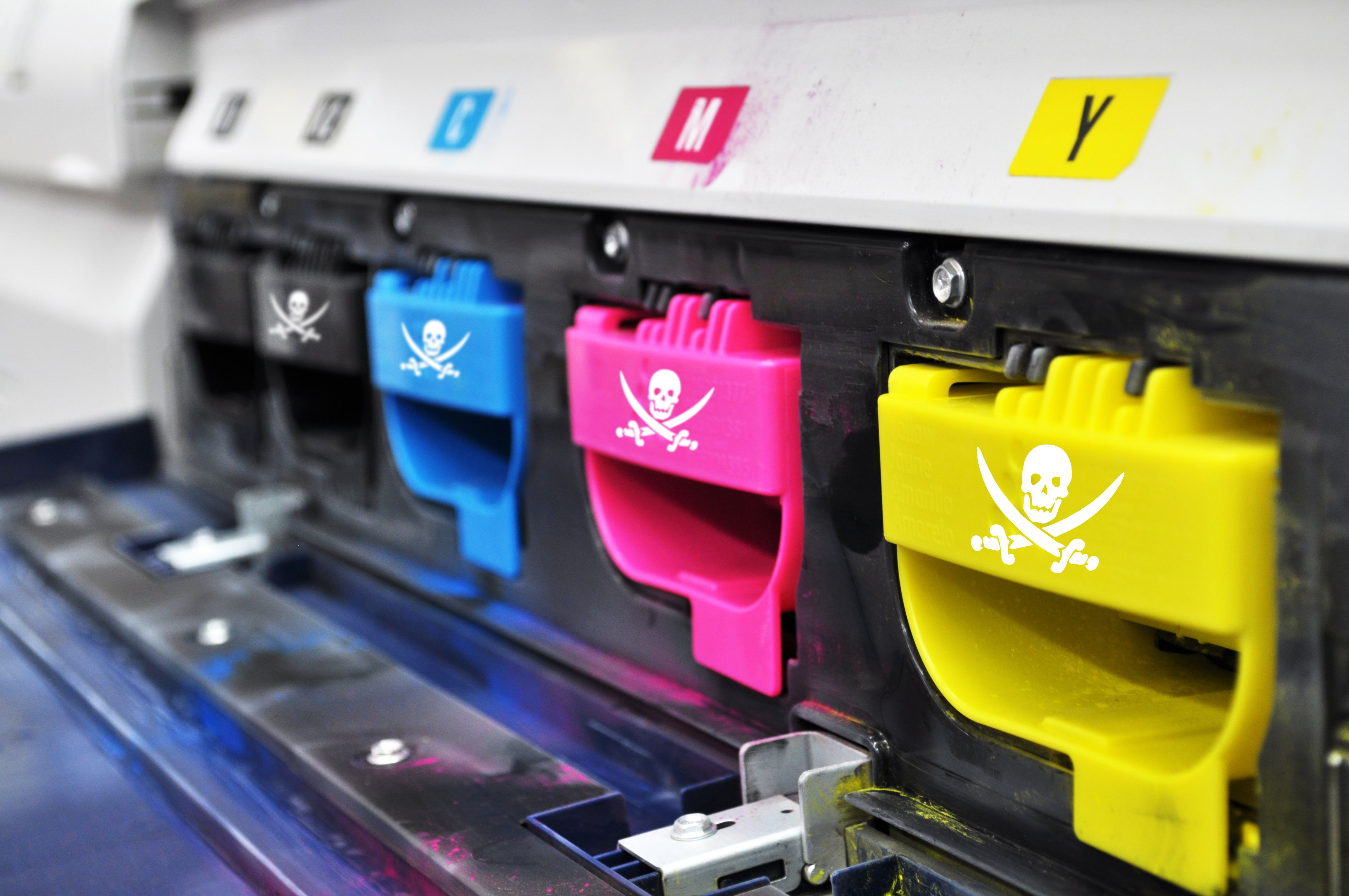 Don't Fall Prey to Toner Pirates & Office Supply Scams