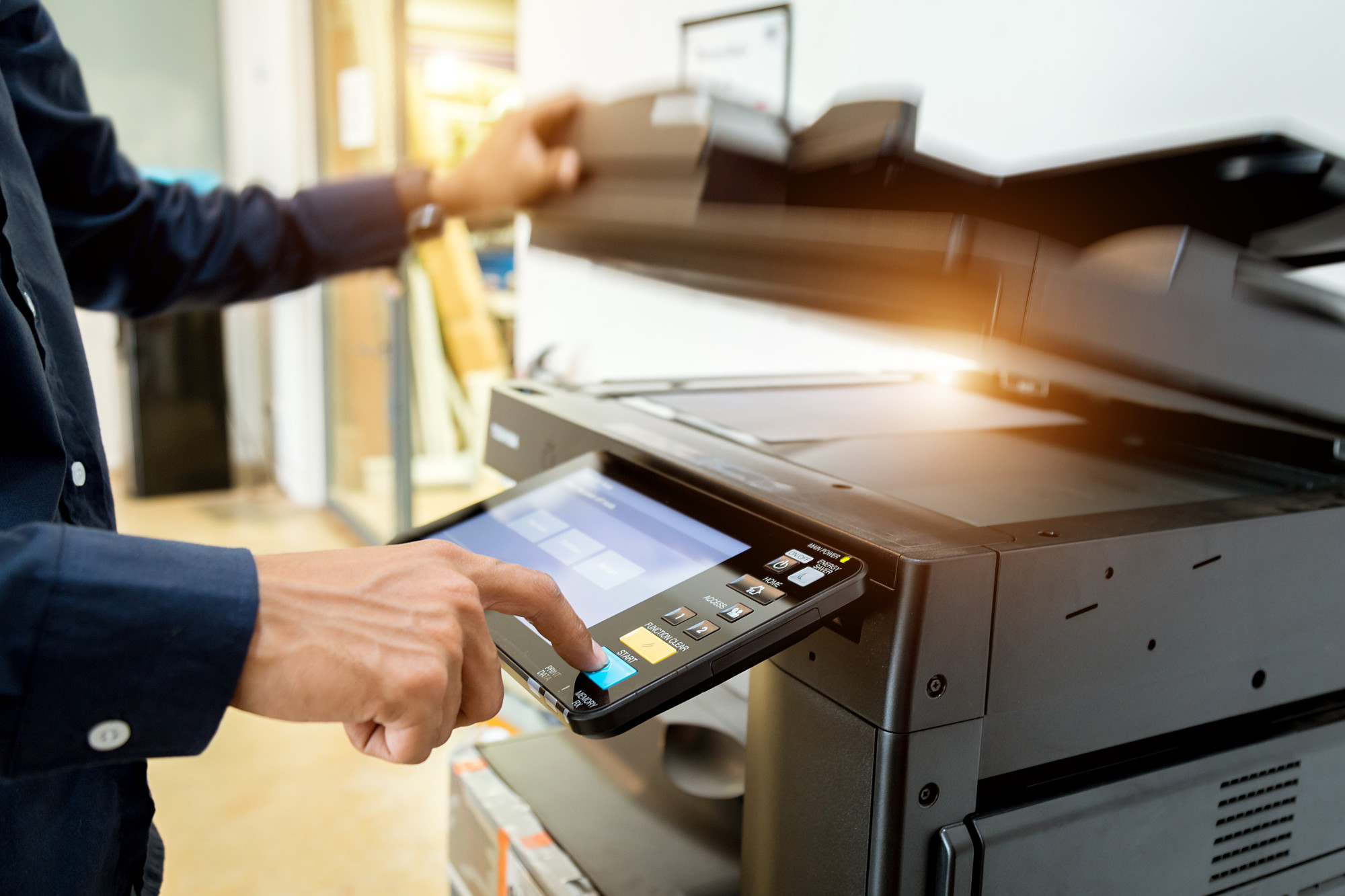 7 Benefits of Getting a Printer Lease for Your Business